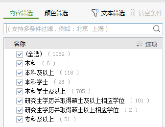 重庆公务员考试对学历有哪些具体要求?